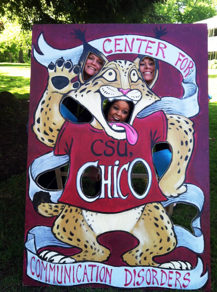 First Year Grad Students Having Fun!