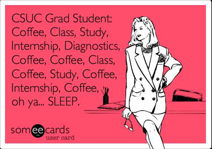 CSUC Grad Students